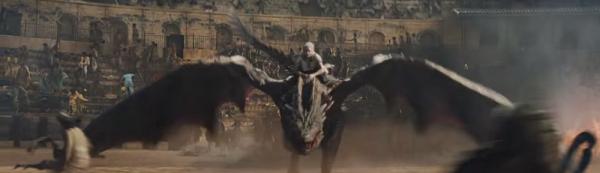 Jdt5x09 - Daenery inicia el vuelo