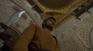 Jdt5x09 - Jaime en los Reales Alcázares
