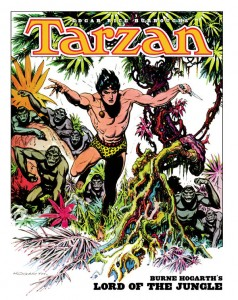 Tarzan Lord of the Jungle Hogarth