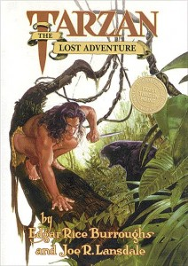 Tarzan TLA Suydam 0 Dean Williams