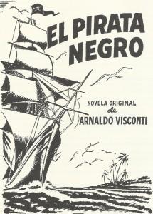El Pirata Negro Joan Mundet