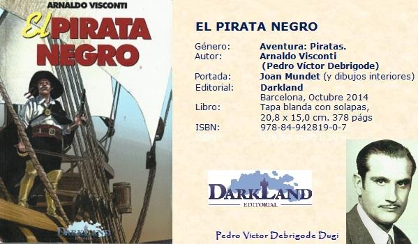 Ficha  El Pirata Negro