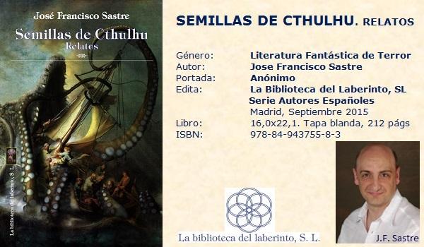 Ficha de Semillas de Tchulhu