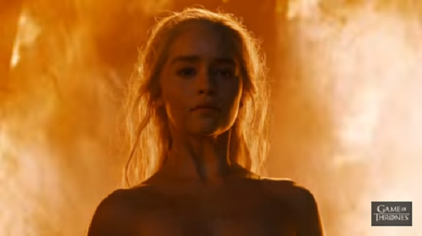 JdT6 Daenerys Fuego Diosa
