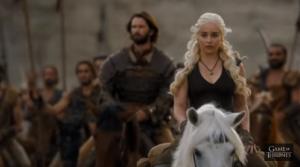 JdT6 Daenerys reina guerrera