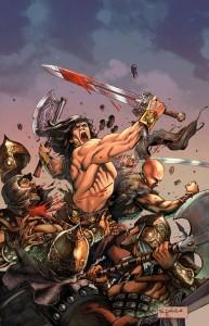 Conan el Asesino 2 Sergio Dávila
